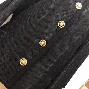 Yves Saint Laurent Jackets & Coats - Yves Saint Laurent Jewel button jacket